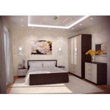 """Кровать """"Фиеста"""" 1,6м. 1635x800x2035"""