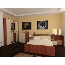 """Кровать """"Соломея"""" 1,6м. 1635x800x2035"""