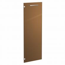 Дверь стеклянная ALTO AMGT 42-1(422х1132х4)