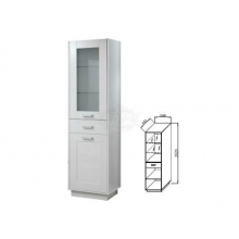 Шкаф МЦН (пенал) Волжанка (540*2020*442)