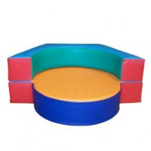 «Кресло-трансформер» малое (шестигранник)