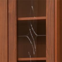 Рисунок на стекле - гравировка