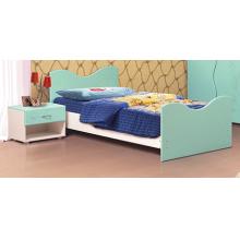 Кровать 900*1900 с ладе Набор мебели «МОРЕ» фасад МДФ