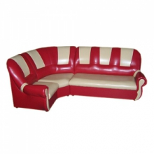 «Вита-Люкс»  комплект мягкой угловой мебели - (3+1+1)