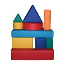«Конструктор – 10» 10 элементов («Юный строитель» 10)