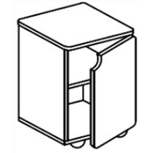 Тумба И.ДТ.5 (400*400*620)