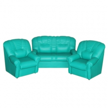 «Пузатик» комплект детской мягкой мебели