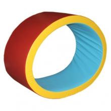 Вестибулярный тренажер «Труба» с подставками 4кг 0,3м3 (размеры на выбор)