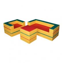 «Трансформер м/мебель - 2» комплект 3 элемента