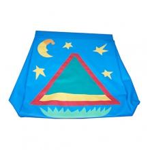 «Мишень с карманом»  (с треугольником)