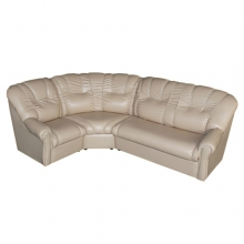 «Медвежонок»  комплект мягкой угловой мебели - (3+1+1)