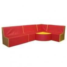 «Умница (мини)»  комплект мягконабивной мебели 0,5 м3