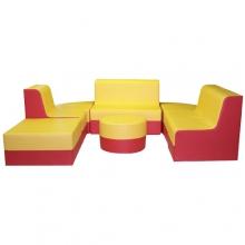 «Умница»  комплект мягконабивной мебели