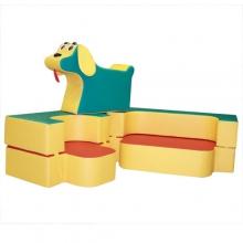 «Трансформер с игрушкой - 3» комплект 3 элемента 0,5 м3