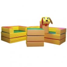 «Трансформер с игрушкой - 4» комплект 4 элемента 0,6 м3