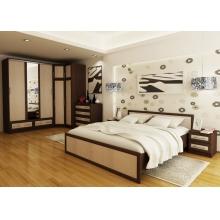 """Кровать """"Модерн"""" 0,9м. 935 x800x2035"""