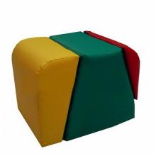«Кресло-пуфик 3-х секционный»