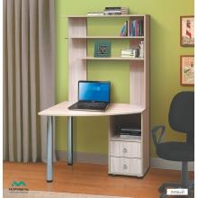 Стол для компьютера-1 СК-1 (1000х1740х800) (МРЛЬ)