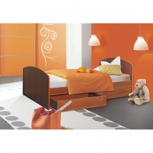 Кровать 800*1900 МДФ  (Аджио)
