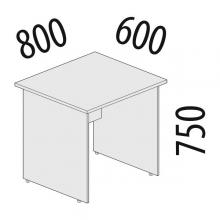 Стол рабочий Рубин 41.44