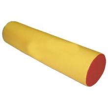 Мягкий модуль-тренажер «Бревно круглое с подставками» (размеры на выбор)