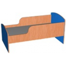 Кровать ясельная на панелях
