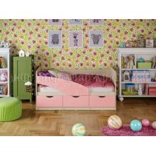 Кровать Бабочки мат. 2000 (2036*850*800)МГ МИФ