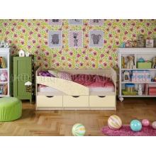 Кровать Бабочки мат. (1636*850*800 )МГ МИФ